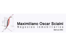 Sciaini, Maximiliano Oscar