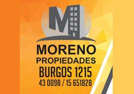Moreno Propiedades